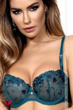 Reggiseno Balconcino Soft con Coppe differenziate