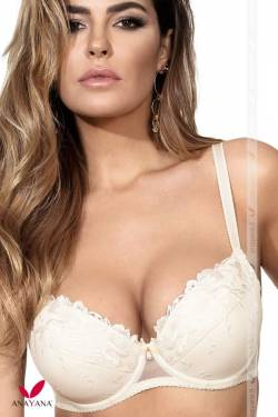 Reggiseno Push-Up con Coppe differenziate