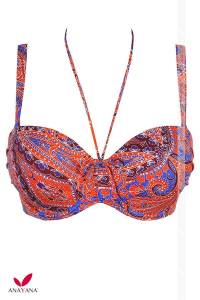 Costume Primadonna Swim Casablanca Bikini Fascia Imbottito con Coppe differenziate