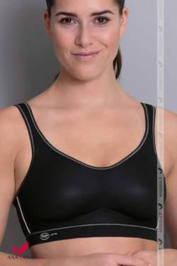 Reggiseno Sportivo Anita Active Air Control Maximum Support con Coppe differenziate