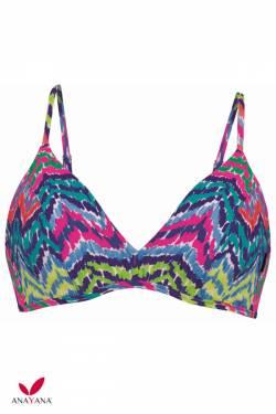 Costume Rosa Faia Top bikini com Coppe differenziate