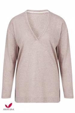 Loungewear Simone Pérèle Brume Top a maniche lunghe
